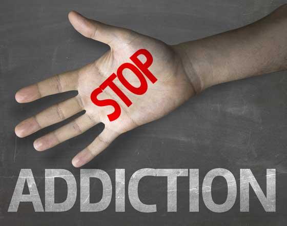 Ice Addiction